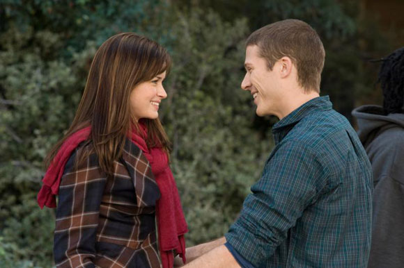L-R: Alexis Bledel and Zach Gilford Photo Credit: Suzanne Tenner