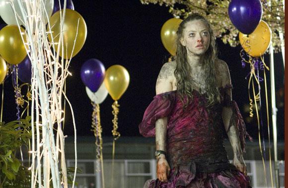 Amanda Seyfried as Anita 'Needy' Lesnicki in Twentieth Century Fox's JENNIFER'S BODY. Photo credit: Doane Gregory